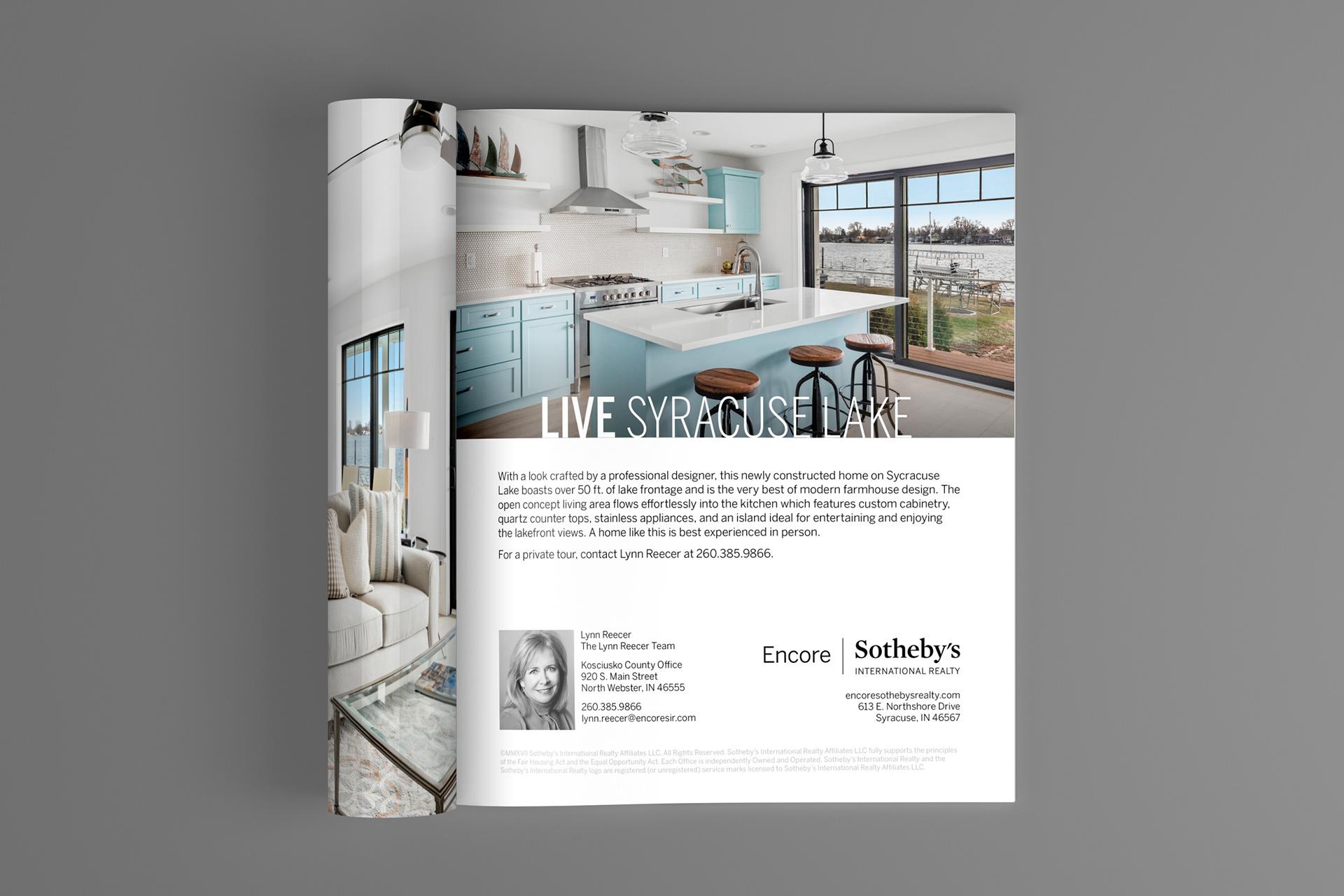 Fort Wayne Magazine - Fort Wayne, Indiana Real Estate Property Photography by Danielle Doepke, real estate photographer located in Fort Wayne Indiana