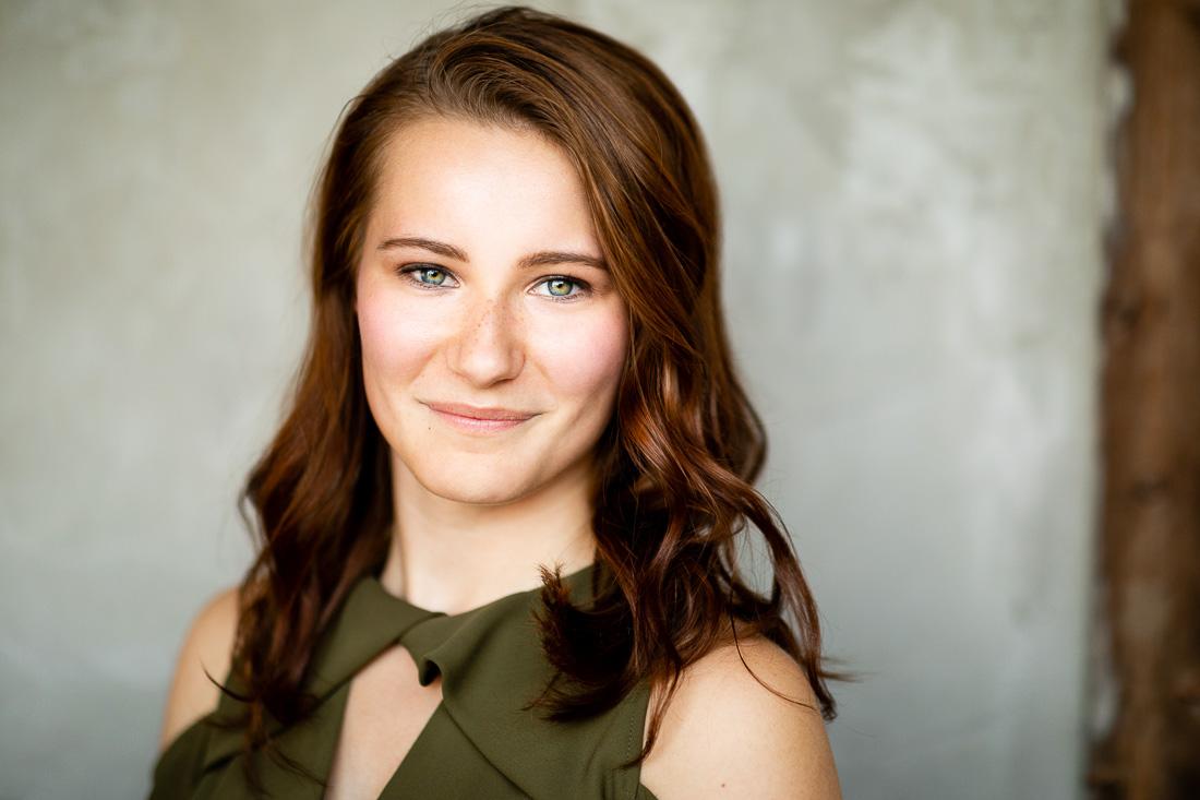 Dana, Portrait Headshot Session by Danielle Doepke Photography, Fort Wayne, Indiana Photographer