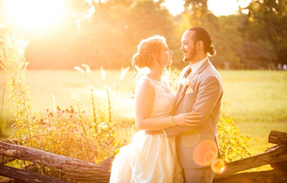 Bryanna and David, Fort Wayne, Indiana Lakeside Rose Garden Wedding by Danielle Doepke Photography