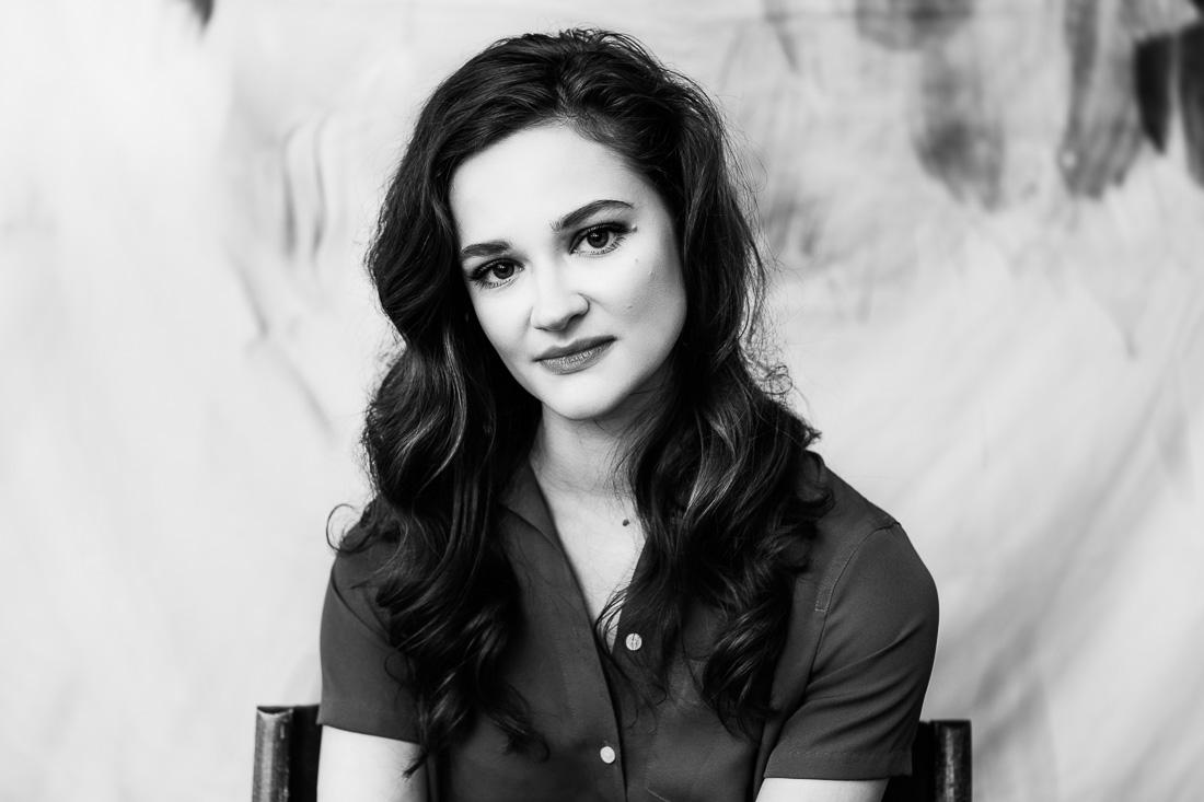Lydia, Portrait Headshot Session by Danielle Doepke Photography, Fort Wayne, Indiana Photographer