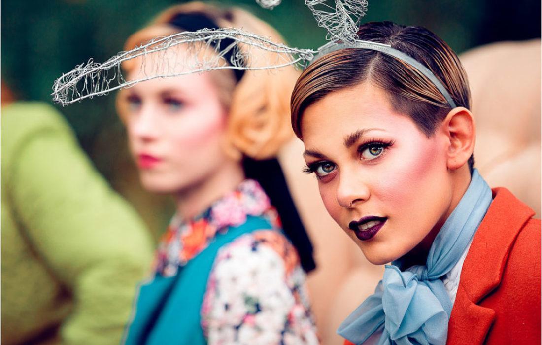 Alice in Wonderland, Mishawaka Indiana Conceptual Stylized Portrait Headshot Session by Danielle Doepke Photography located in Fort Wayne, Indiana