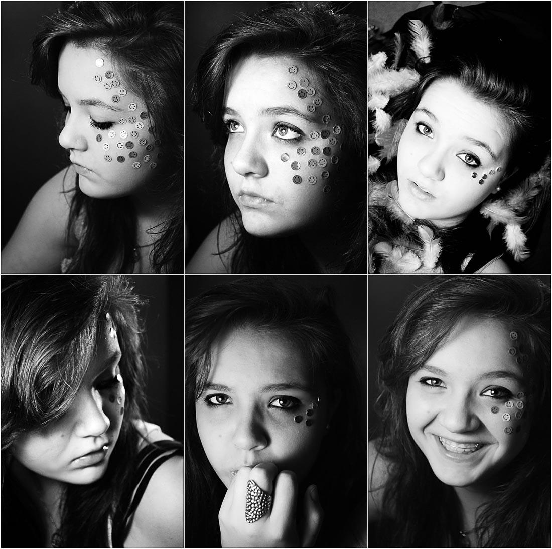 Ashley, Stylized Headshot Portrait Session by Danielle Doepke Photography, Located in Fort Wayne, Indiana