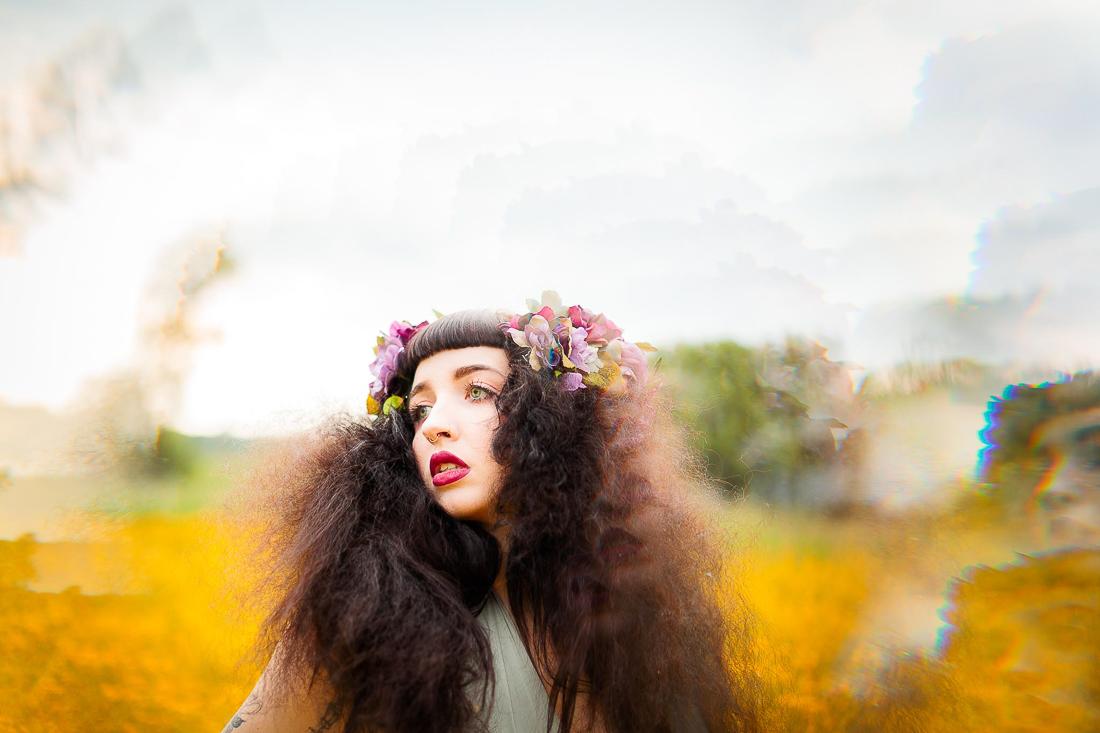 Kayla, Kimmel Indiana Stylized Portrait Headshot Session by Danielle Doepke Photography located in Fort Wayne, Indiana