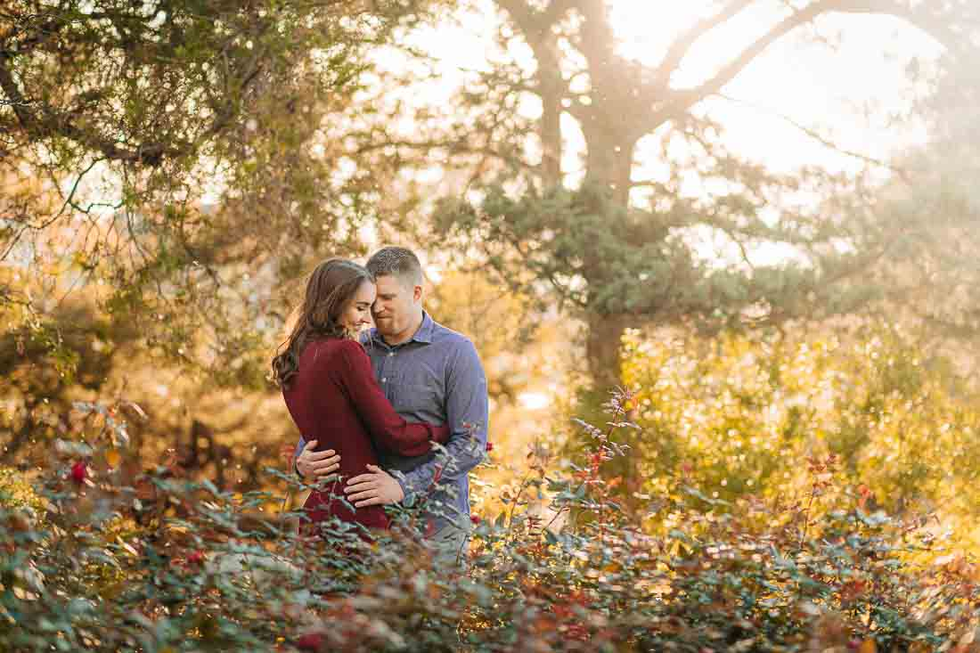Tyler and Maeghon, Natural Light Fort Wayne Indiana Lakeside Park Engagement Session by Danielle Doepke, photographer located in Fort Wayne, Indiana